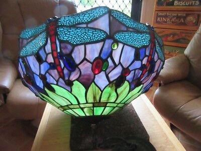 Collectable - Tiffany Leadlight Pendant/ Shade