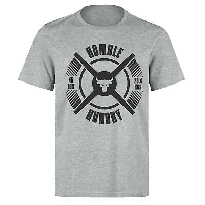 The Rock Humble Hungry Training Gym Workout Top Wrestling Wwx25 Unisex T Shirt