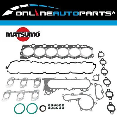 VRS Set inc Cylinder Head Gasket suits Landcruiser HZJ105 6cyl 1HZ 4.2L Diesel