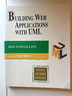 Building Web Applications with UML by Jim Conallen (Paperback, 1999)