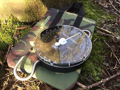 Camo Padded Scales Pouch fits Reuben Heaton/ Korda Dial Scales Carp Fishing