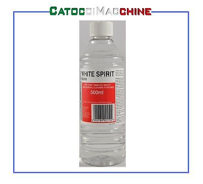 DILUENTE PER FINISHING OIL O COLORI A BASE D'OLIO 500 ml BARTOLINE WHITE SPIRIT