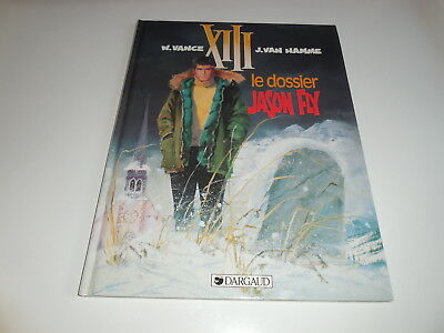 Xiii Tome 6/ Le Dossier Jason Fly/ Tbe