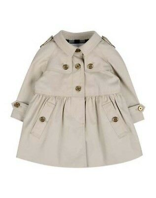 Amazing Burberry Children Trench Coat Age 6 Months Fit My Granddaughter To 12 M