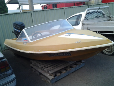 sports boat 16ft