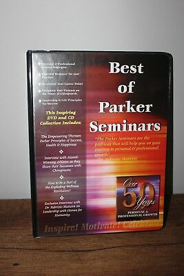 Best of Parker Seminars 50 Yrs of Personal & Professional Growth