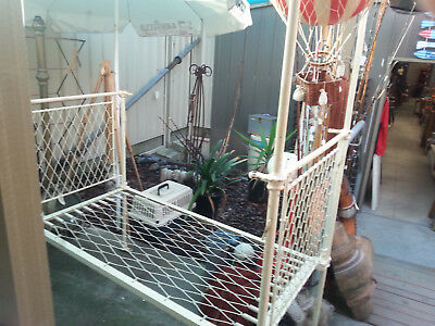Antique  Iron Cot