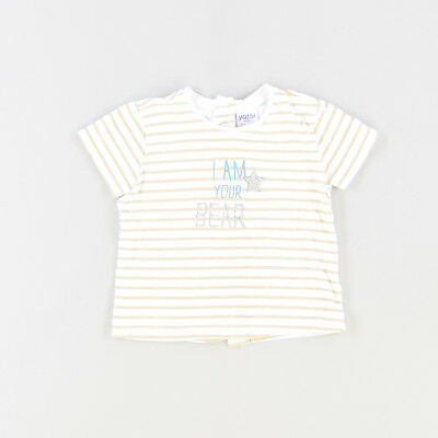 Camiseta color Blanco marca Yatsi 12 Meses