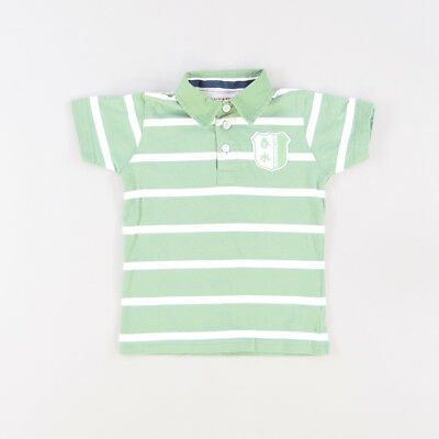 Polo color Verde marca Neck & Neck 18 Meses