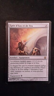 1x Sword of Fire and Ice - Darksteel - MTG - EX - French