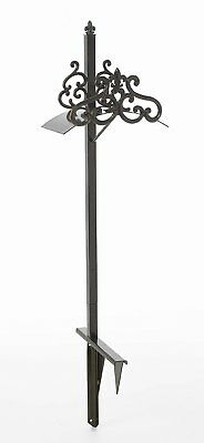 Liberty Garden Products 649-KD Hyde Park Decorative Metal Garden Hose Stand, of