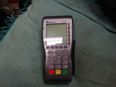 Verifone vx670 mobile wireless credit card terminal READER BATTERY INCLUDED IKI7