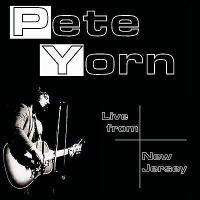 Pete Yorn - Live from New Jersey [New & Sealed] Digipack CD