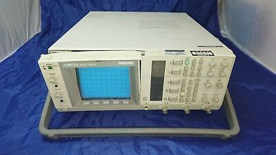 Philips PM 3335 Storage Oscilloscope 60MHz 20MS/s - Faulty Power Button