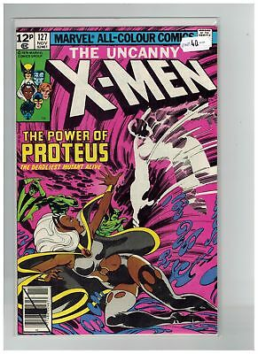 Uncanny X-Men (1963) # 127 (9.0-VFNM) UK PRICE VARIANT (266604)