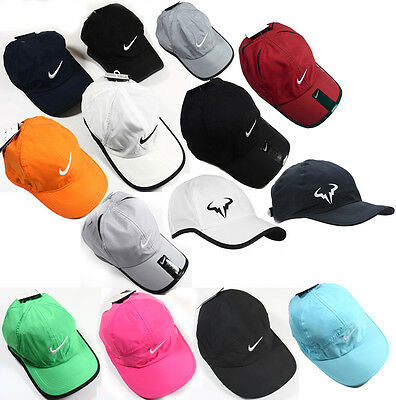 NIKE COURT AEROBILL FEATHERLIGHT CAP HAT 3591ffb1964