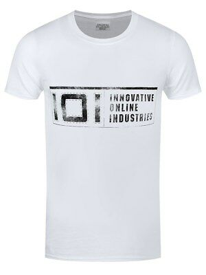 Ready Player One 101 Industries Men's White T-shirt