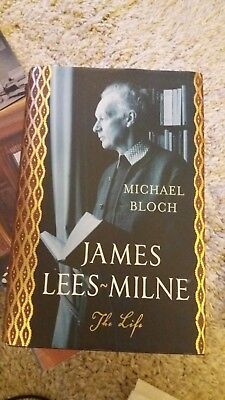 James Lees-Milne The Life by Michael Bloch