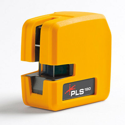 Pacific Laser Systems PLS-60521N PLS180 Red Cross Line Laser Level