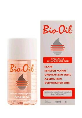 Miracle Bio Oil -  Huile anti-vergetures / tâches / cicatrices / acné 60ml neuf