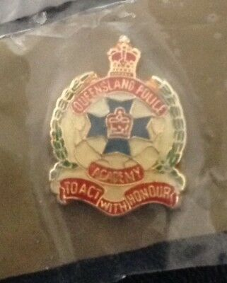 Queensland Police Force Academy Badge