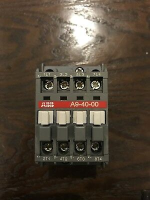 ABB 1SBL141201R8800 A9-40-00-88 Contactor USED