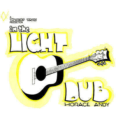 HORACE ANDY * In The Light - Dub LP neu*new reissue in original 1977 sleeve