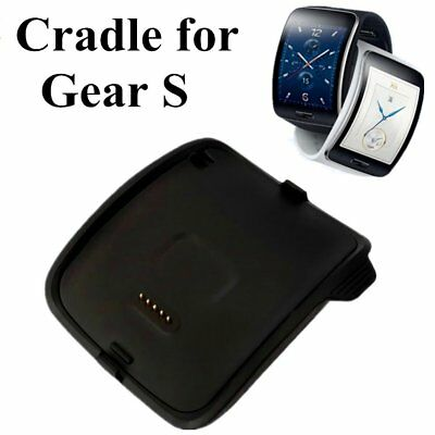 AWINNER Charging Cradle Dock Charger for Samsung Gear S Smart Watch SM-R750