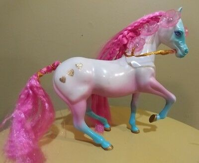 1995 Empire Marchon Fantasy Fillies Star Prancer Aurora Light Up Horse
