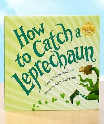 1 How To Catch... Book For Kids - Leprechaun