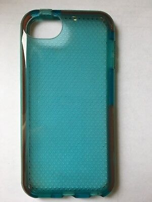 Genuine Tech21 Impactology Evo Mesh Case iPod Touch 5th Generation Blue