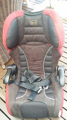 child  car  booster  seat  used
