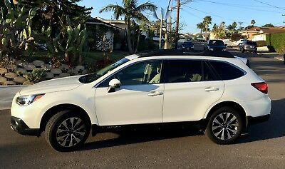 2017 Subaru Outback 2.5i Limited ubaru Outback 2.5i Limited 2017 / Upgrade packages, 5500mi