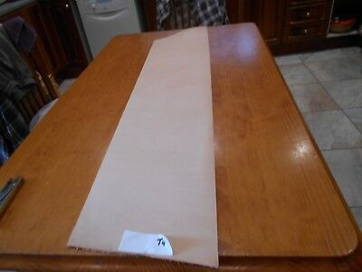 quality cowhide veg tan leather suitable for most kinds of crafts