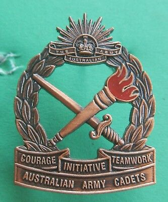 Obsolete Australian Army Cadet Corps Badge