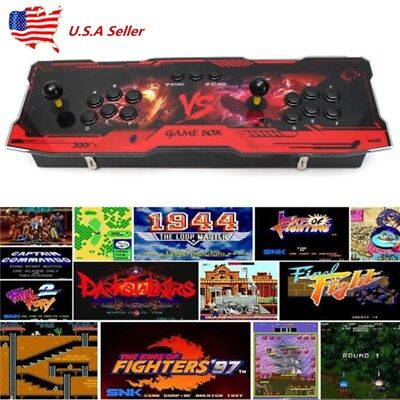 US 999 In Pandora Box 5S 1 Double Stick Arcade Console Joystick Video Game Gifts