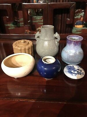 Chinese Antique Porcelain Vase Max Qing Ming China Asian