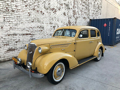 1937 RARE Australian built HOLDEN No # 681 Chevrolet Master suit Buick Ford Chev