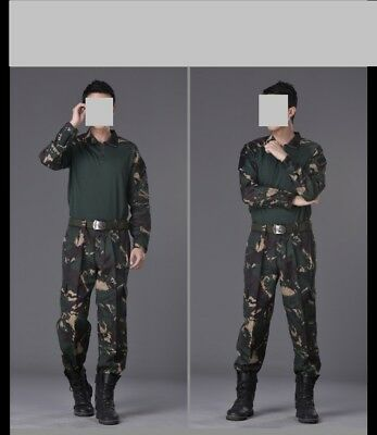07's series China PLA FROG Special Forces Digital Camouflage Jacket,Pants