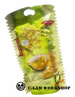 Ta Sin Guan Tin Musang King Durian Biscuits 240g