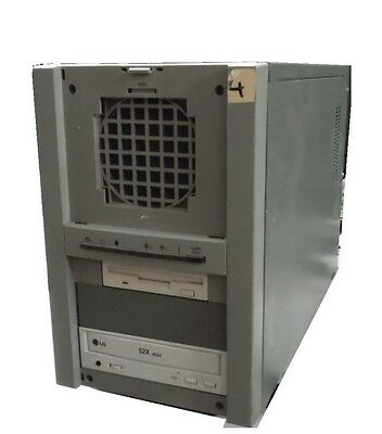 Desktop 8-Slot IPC chassis w/backplane, PCA-6108P4-260 (3 ISA/4 PCI/1 CPU)