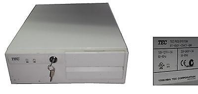 Unit Central Pos Toshiba Tec ST-6501-C54C1-QM 128MB RAM 20GB HDD CPU CEL. 566