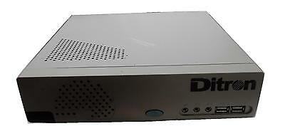 "Unit central Pos Ditron DIT 60 Celeron M 256mb ram / 40 GB Ide 2,5"" 1,86 Ghz"
