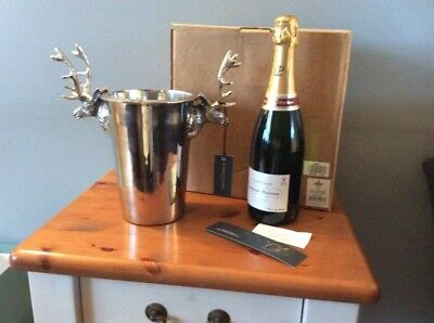 CULINARY CONCEPTS EXQUISITE WINE / Champagne COOLER, STAGS ANTLER