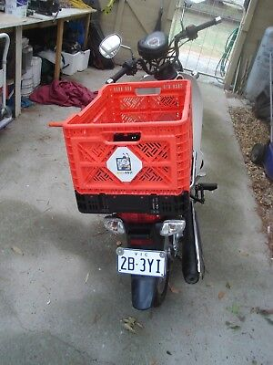 Honda NBC110 Postie Bike
