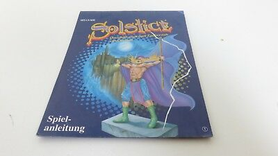 Solstice - NES manual only