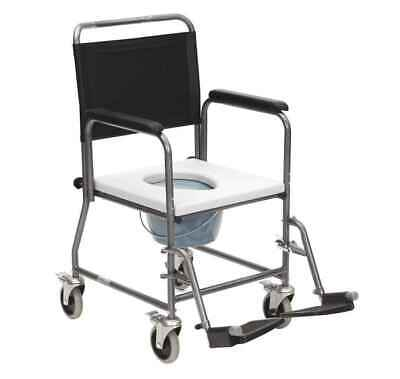 Glideabout Mobile Commode