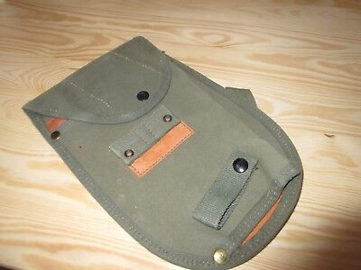 US Army Spatentasche Klappspatenhülle M56 Entrenching Tool Cover NAM Vietnam #2