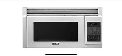 Viking VMHC330SS 850 Watts With Convection Cook Microwave Oven with Exhaust