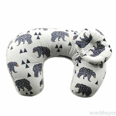 Breastfeeding Pillow Mother Nursing Baby Back Support U Type Pillow gt5